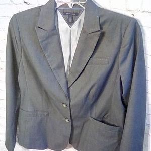 Tommy Hilfiger grey blazer jacket size LG
